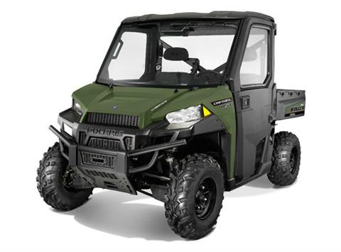 2018 Polaris Ranger Diesel HST Deluxe in Lowell, North Carolina