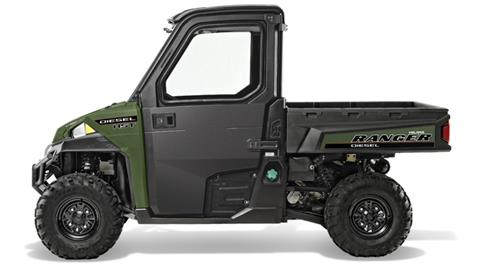 2018 Polaris Ranger Diesel HST Deluxe in Broken Arrow, Oklahoma