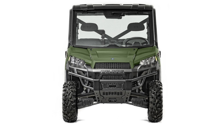 2018 Polaris Ranger Diesel HST Deluxe in Asheville, North Carolina