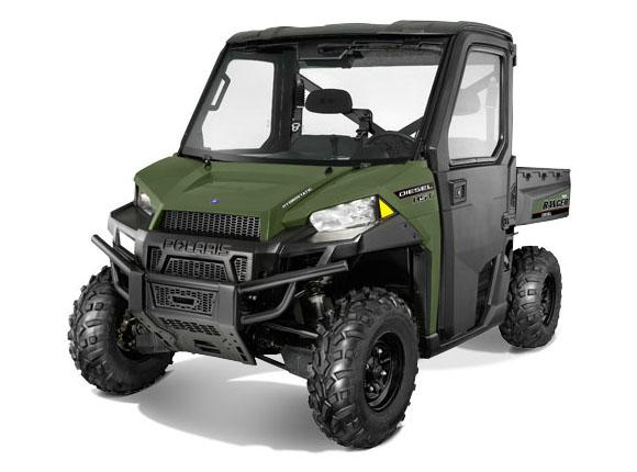 2018 Polaris Ranger Diesel HST Deluxe in Tyrone, Pennsylvania