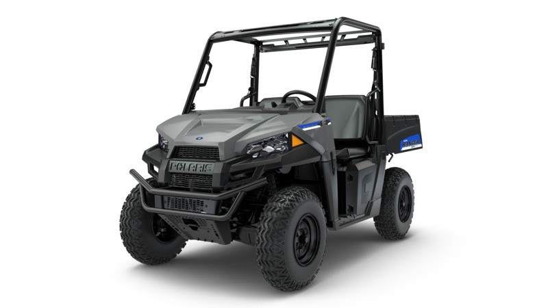 2018 Polaris Ranger EV in Center Conway, New Hampshire