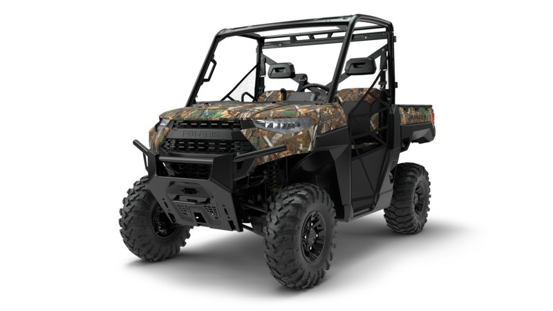 2018 Polaris Ranger XP 1000 EPS in Lake City, Colorado - Photo 1