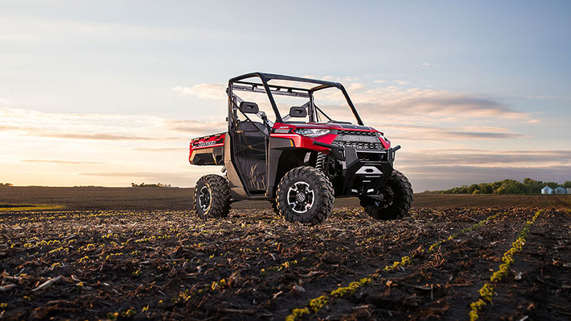 2018 Polaris Ranger XP 1000 EPS in Marietta, Ohio