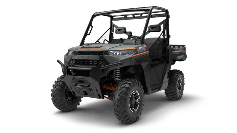 2018 Polaris Ranger XP 1000 EPS in Adams, Massachusetts - Photo 1