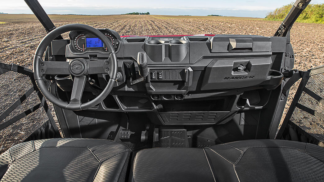 2018 Polaris Ranger XP 1000 EPS in San Diego, California