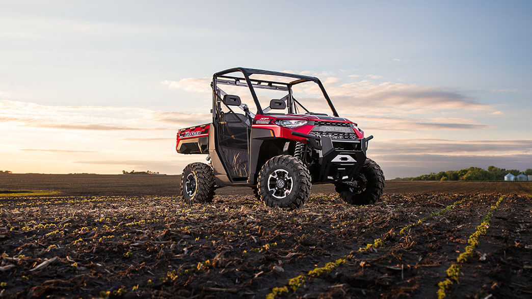 2018 Polaris Ranger XP 1000 EPS in Barre, Massachusetts