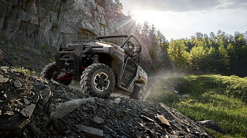 2018 Polaris Ranger XP 1000 EPS in Woodruff, Wisconsin