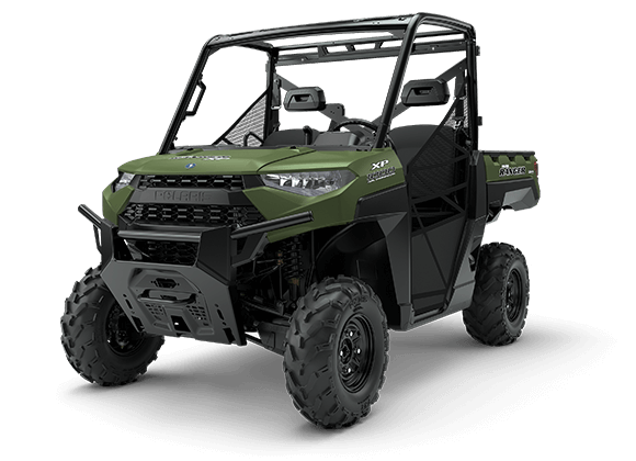 2018 Polaris Ranger XP 1000 EPS in Attica, Indiana - Photo 1