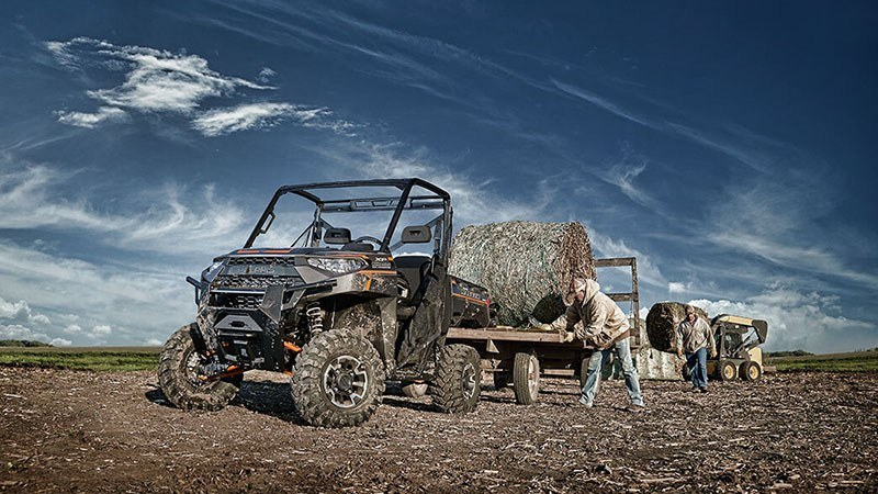 2018 Polaris Ranger XP 1000 EPS in Powell, Wyoming - Photo 2