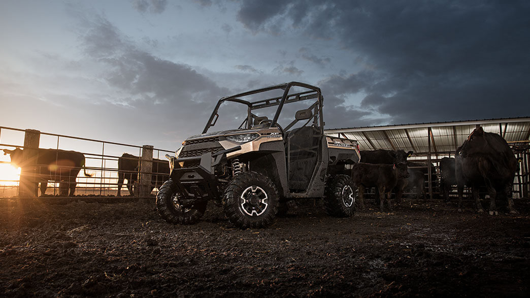 2018 Polaris Ranger XP 1000 EPS in Omaha, Nebraska