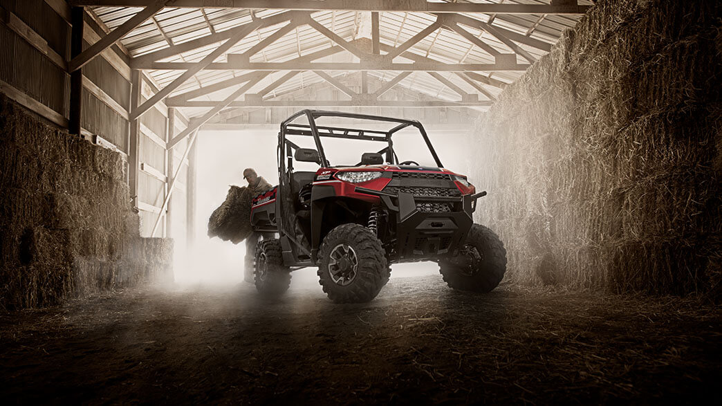 2018 Polaris Ranger XP 1000 EPS in Port Angeles, Washington