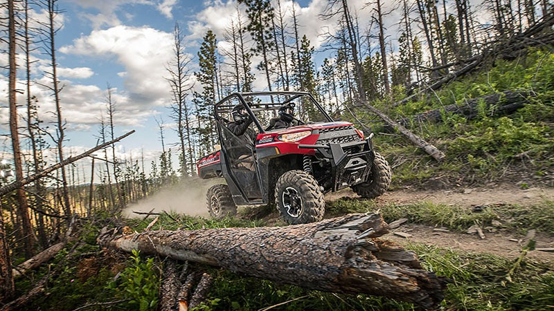2018 Polaris Ranger XP 1000 EPS in Clearwater, Florida - Photo 4