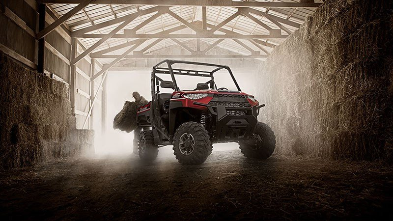 2018 Polaris Ranger XP 1000 EPS in Fleming Island, Florida - Photo 6