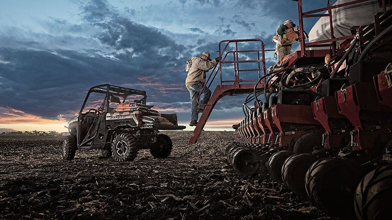 2018 Polaris Ranger XP 1000 EPS in Clearwater, Florida - Photo 9
