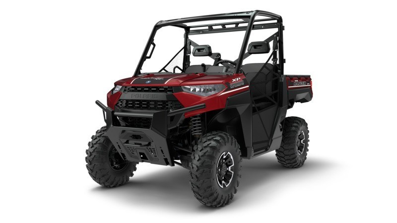 2018 Polaris Ranger XP 1000 EPS in Fleming Island, Florida - Photo 1