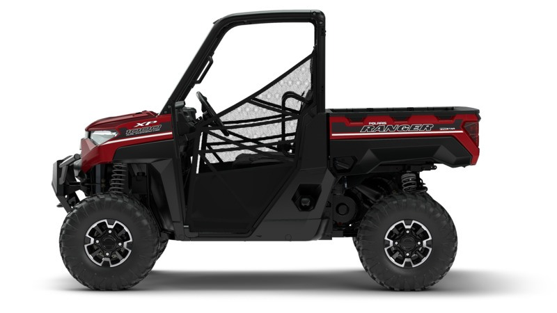 2018 Polaris Ranger XP 1000 EPS in Fleming Island, Florida - Photo 2