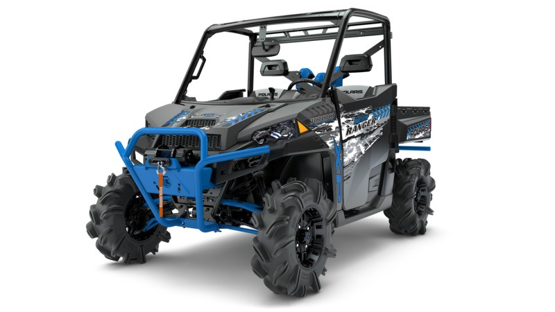 2018 Polaris Ranger XP 1000 EPS High Lifter Edition in Petersburg, West Virginia