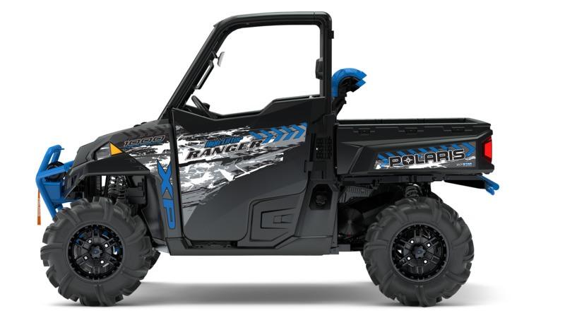 2018 Polaris Ranger XP 1000 EPS High Lifter Edition in Waterbury, Connecticut