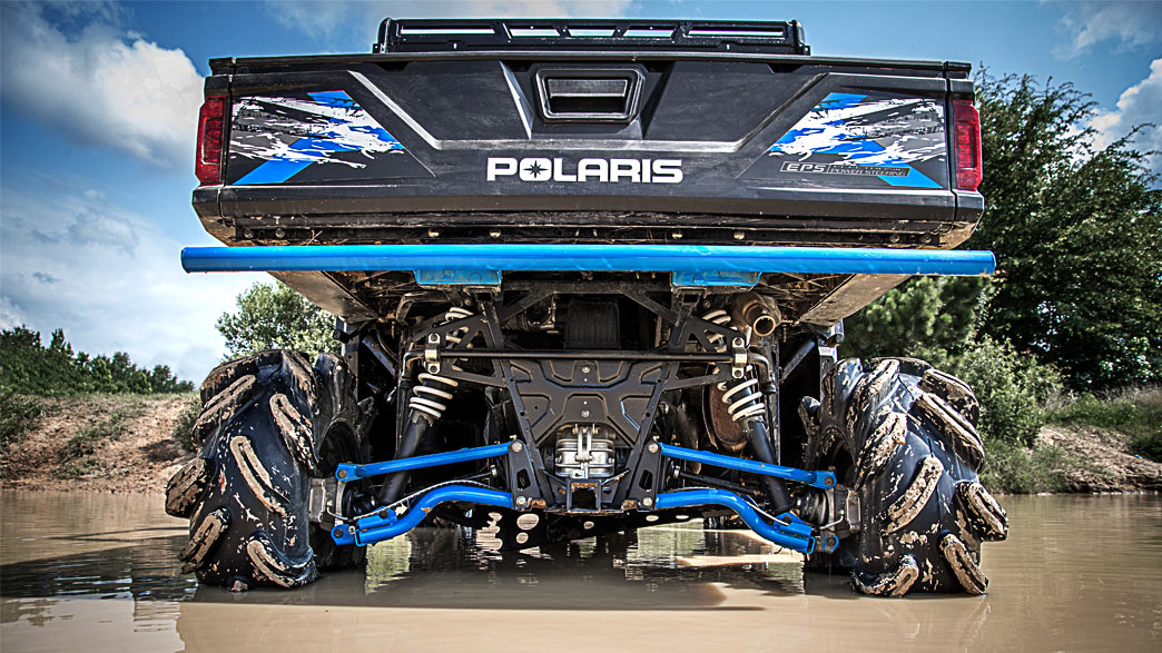 2018 Polaris Ranger XP 1000 EPS High Lifter Edition in Ukiah, California