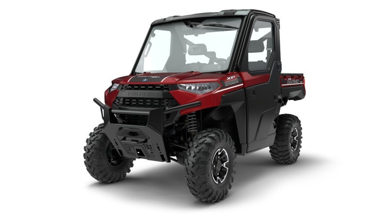 2018 Polaris Ranger XP 1000 EPS Northstar Edition in Bigfork, Minnesota