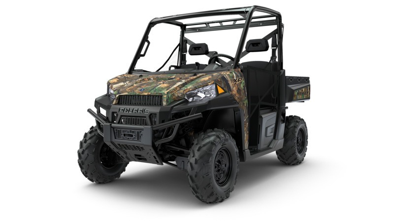 2018 Polaris Ranger XP 900 in Attica, Indiana - Photo 1