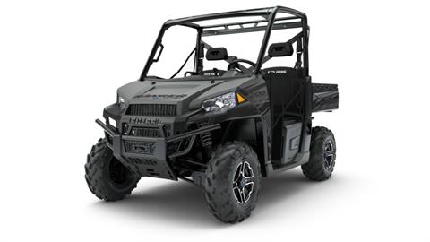 2018 Polaris Ranger XP 900 EPS in Jones, Oklahoma