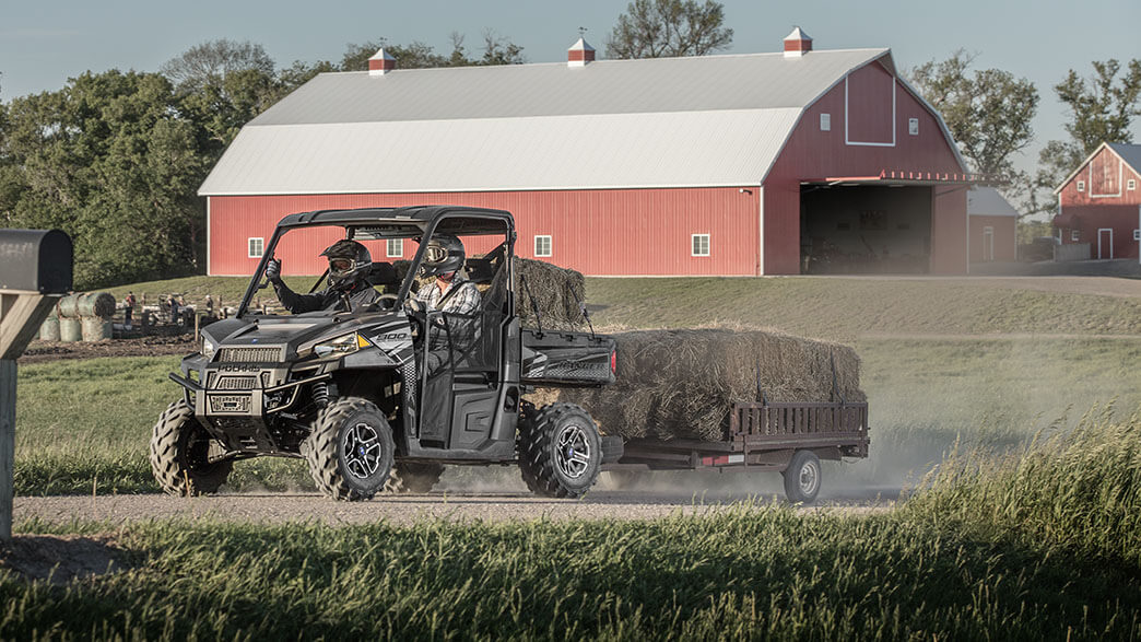 2018 Polaris Ranger XP 900 EPS in Waterbury, Connecticut