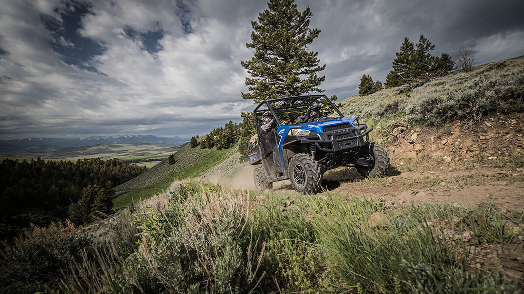 2018 Polaris Ranger XP 900 EPS in Logan, Utah