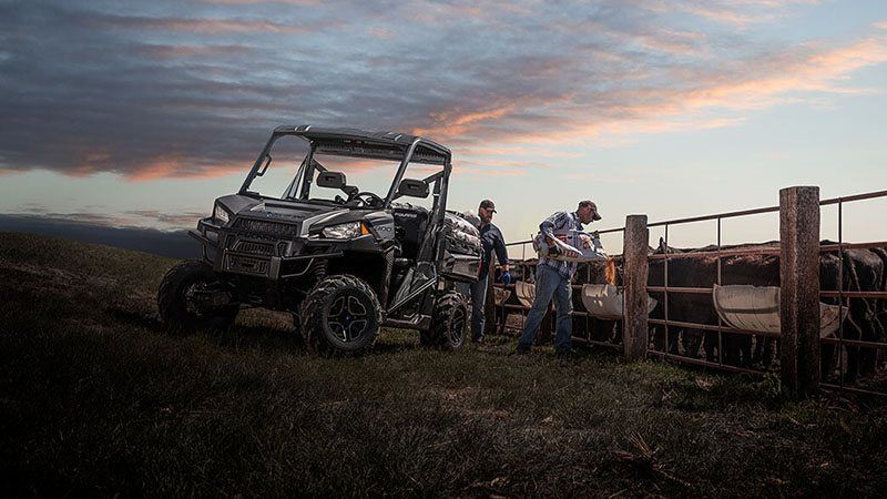 2018 Polaris Ranger XP 900 EPS in Newport, New York