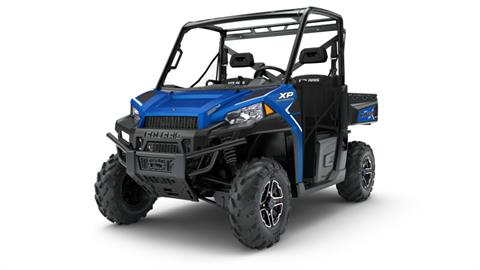 2018 Polaris Ranger XP 900 EPS in Monroe, Michigan