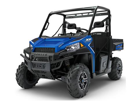 2018 Polaris Ranger XP 900 EPS in Attica, Indiana - Photo 1