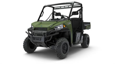 2018 Polaris Ranger XP 900 EPS in Barre, Massachusetts