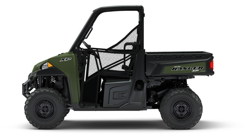 2018 Polaris Ranger XP 900 EPS in Irvine, California
