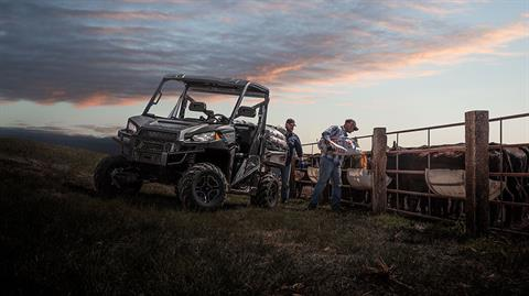 2018 Polaris Ranger XP 900 EPS in Altoona, Wisconsin