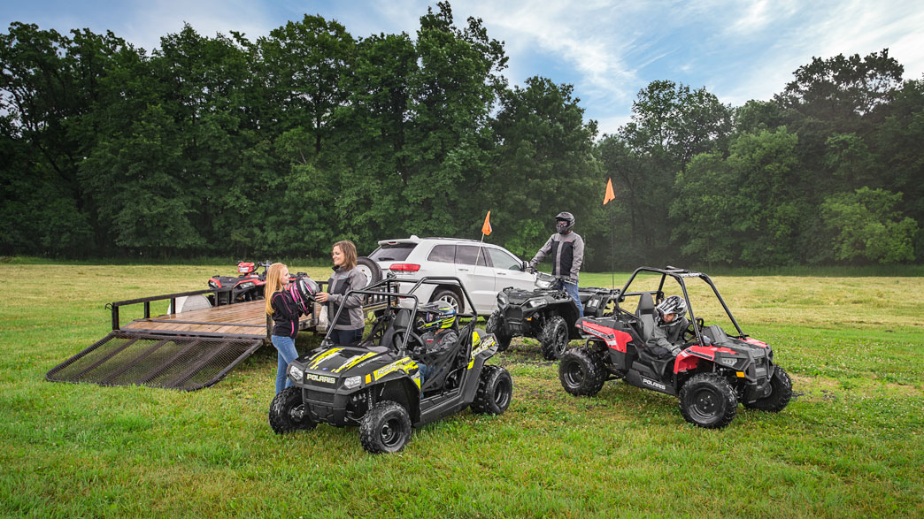 2018 Polaris RZR 170 EFI in Huntington, West Virginia