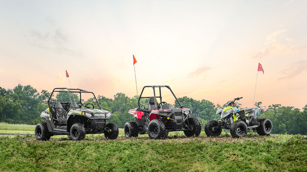 2018 Polaris RZR 170 EFI in AULANDER, North Carolina