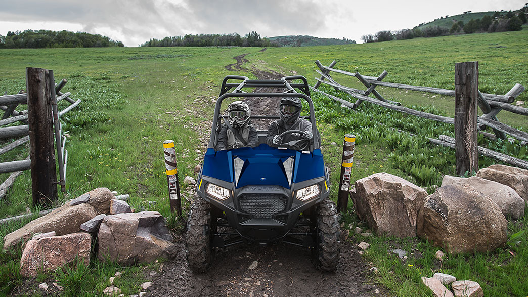2018 Polaris RZR 570 in Littleton, New Hampshire