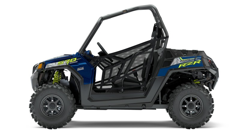 2018 Polaris RZR 570 EPS in Bristol, Virginia - Photo 2