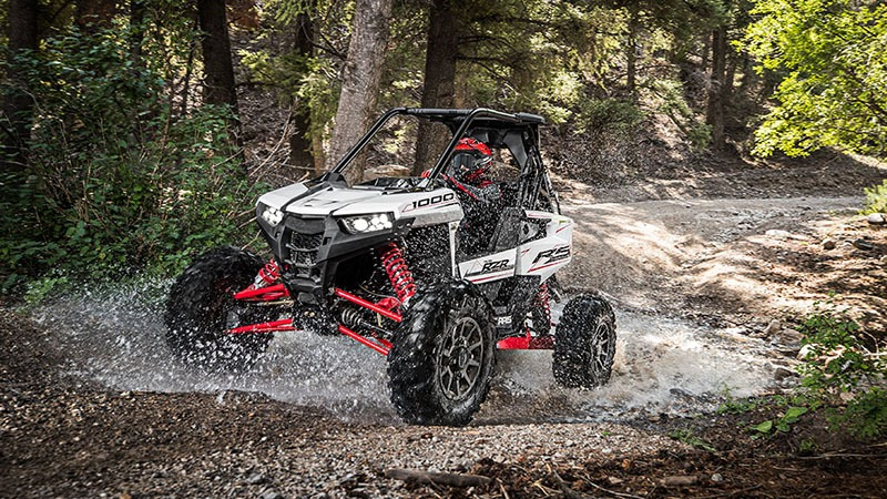 2018 Polaris RZR RS1 in De Queen, Arkansas