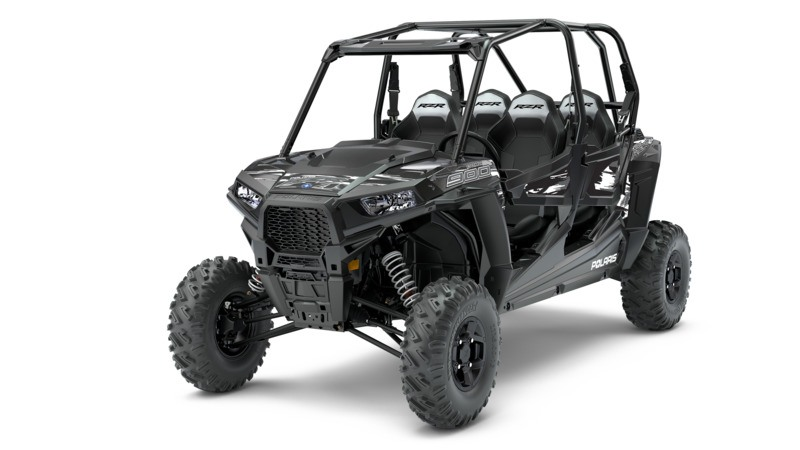 2018 Polaris RZR S4 900 EPS in Amory, Mississippi - Photo 1