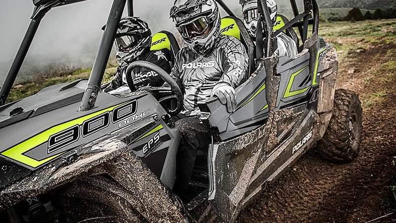 2018 Polaris RZR S4 900 EPS in Attica, Indiana - Photo 5