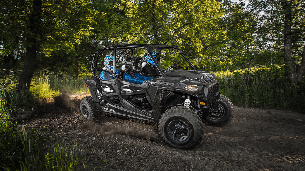 2018 Polaris RZR S4 900 EPS in Thornville, Ohio