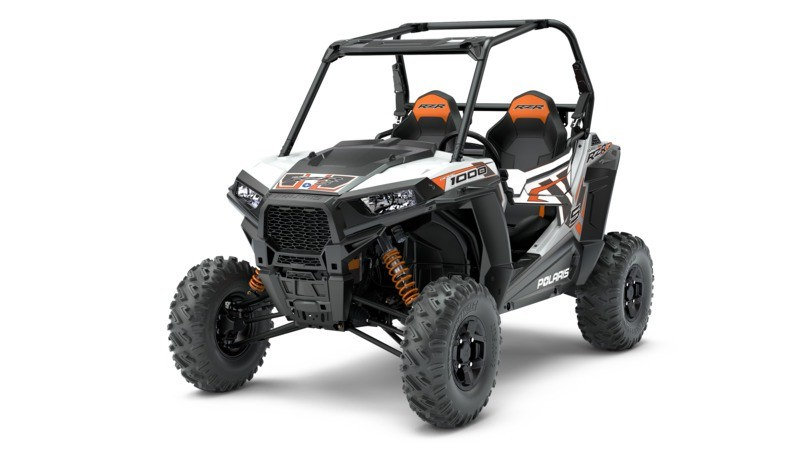 2018 Polaris RZR S 1000 EPS in Thornville, Ohio