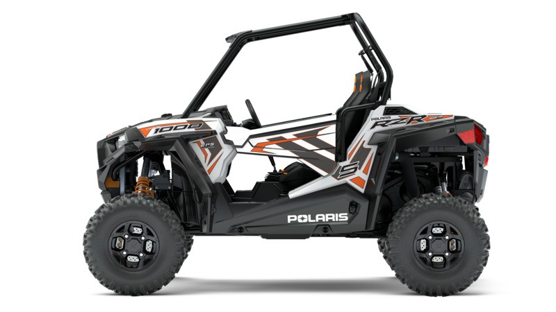 2018 Polaris RZR S 1000 EPS in Milford, New Hampshire