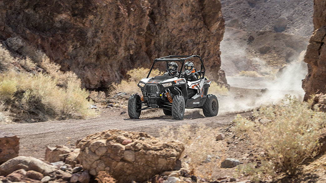 2018 Polaris RZR S 1000 EPS 4