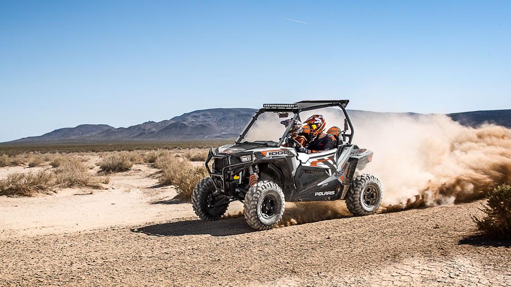 2018 Polaris RZR S 1000 EPS 6