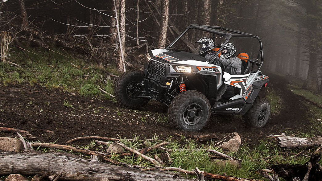 2018 Polaris RZR S 1000 EPS 7