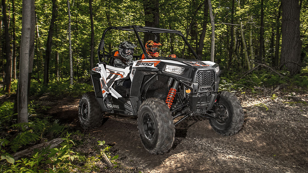 2018 Polaris RZR S 1000 EPS 8