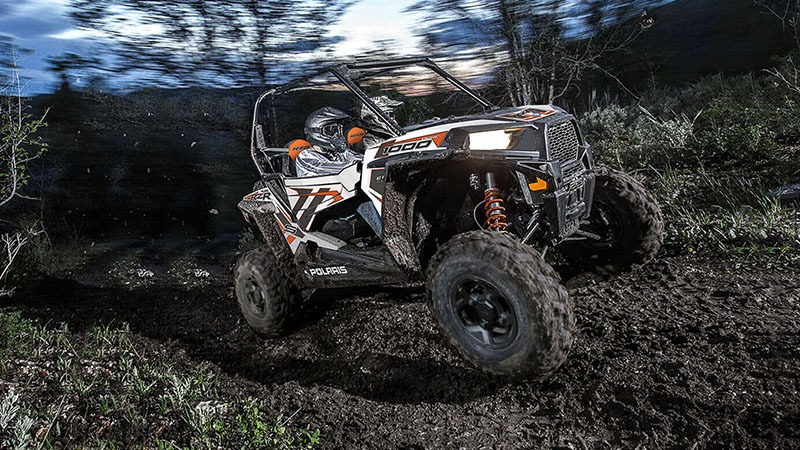 2018 Polaris RZR S 1000 EPS in Hancock, Wisconsin