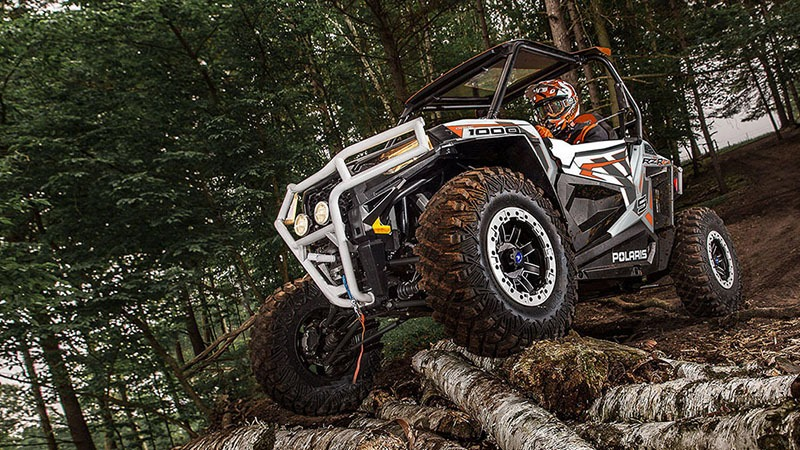 2018 Polaris RZR S 1000 EPS in Danbury, Connecticut